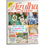 Revista Agulha De Ouro N° 50 - Frete Gratis