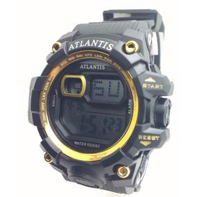 0c24492a5f2 Relógio Atlantis Masculino em Minas Gerais no Mercado Livre Brasil