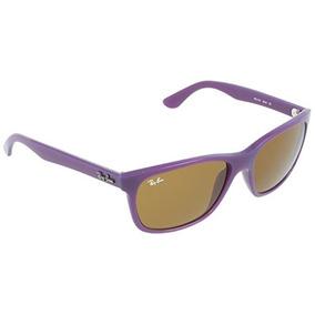 46f6bd270c Gafas De Sol Ray Ban Highstreet - Rb4181 6034 - Violet