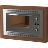Forno Elétrico De Embutir N450 45l Espelhado - Nardelli 220v