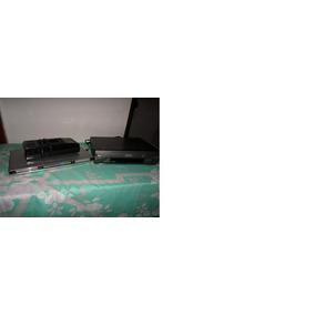Combo Dvd/vhs/rebobinador