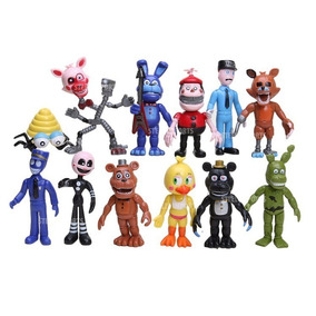 Kit Action Figures Five Nights At Freddy