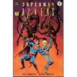 Revista Superman Aliens Dc Comics En Español