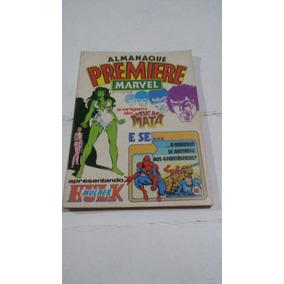 Almanaque Premiere Marvel Nº 1 A Origem Do Deus Da Mata Rge