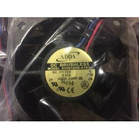 Fan Cooler 6x6 Cm 60x60x25 Mm Gabinete Fonte Pc Kit C/50un