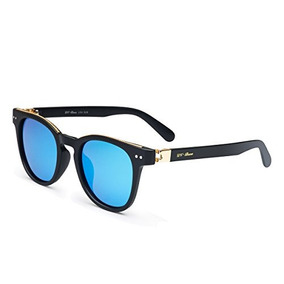 835db0d32e820 Uv-bans Gafas De Sol Redondas Unisex Polarizadas Lente Uv..