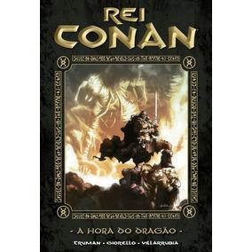 Hq Rei Conan A Hora Do Dragão