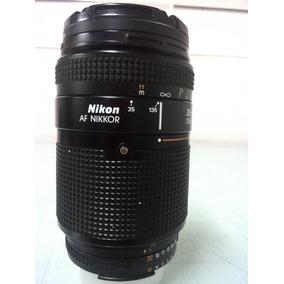 Lente Macro Af Nikkor 35-135 Mm 1:3.5-4.5 Enfoque Manual