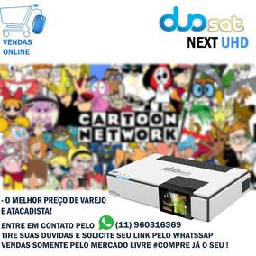 c17c55ada380f Duosat Next Uhd - Acessórios para Áudio e Vídeo no Mercado Livre Brasil