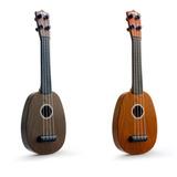 Yuker 36 Cm Ukelele Guitarra Niños Educativo Instrumento