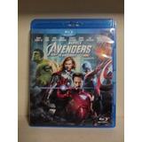 Blu-ray Os Vingadores - Usado