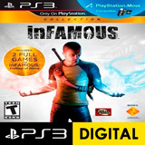 Infamous Collection Ps3 .