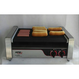 Nueva Máquina Roladora De Salchichas Para Hot Dog