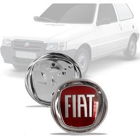 Emblema Dianteiro Fiat Uno Fiorino 2004 À 2012