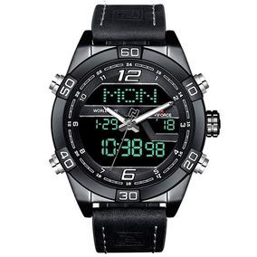 0bde8bc5c4fd Reloj Casio Cuadrado Correa De Piel Relojes - Relojes Pulsera ...