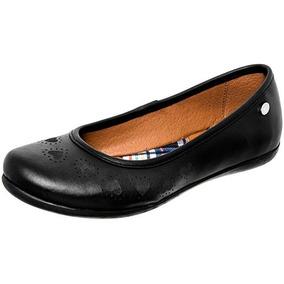 Zapato Escolar Para Niña Marca Coqueta Piel 31109-a Dgt