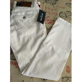 Jeans True Religion Original Strech Blanco Talla 30 Y 32