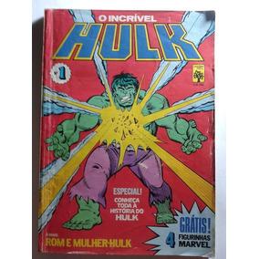 O Incrível Hulk, Número 1