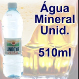 Água Mineral Lindoya Fardo Com 12 Garrafas De 510ml Sem Gás