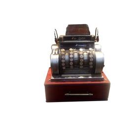 Mini Caixa Registradora Vintage - Oferta