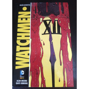 Watchmen Edição Definitiva Colecionador