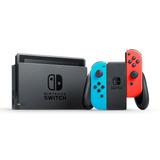 Nintendo Switch Nuevo Sellado Original Tienda Nuevo