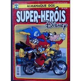 Disney - Almanaque N. 1 Super-heróis