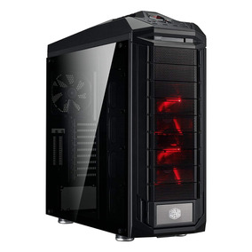 Gabinete Cooler Master Trooper Se Full Tower Vidrio Templado