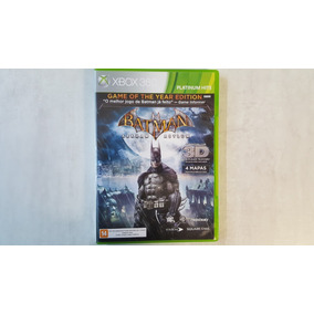 Batman Arkham Asylum Goty - Xbox 360 - Original