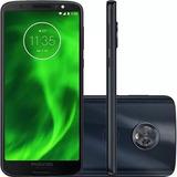 Smart Motorola Moto G6 Plus 64 Gb Câmera 12 Mp Top