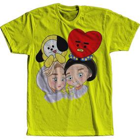 ... Todos Integrantes Degrade 2. São Paulo · Camisa Camiseta Unisex Bts Kpop  Frends Vmin V Jimin 95 2d005f02a5655
