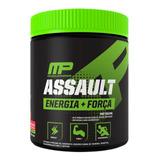 Assault Pré Treino C/ Cafeína - 300g - Mp Musclepharm