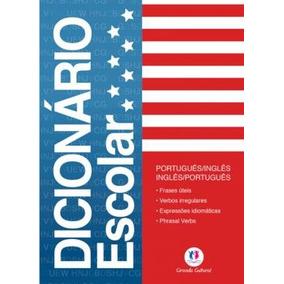 Mini Dicionario Ciranda Cultural Port/inglês Inglês/port