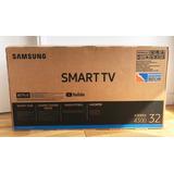 Samsung Smart Tv 32 Hd Nuevo!