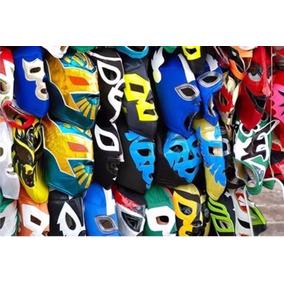 Mascaras De Todos Los Personajes De Luchas. Envío Gratis. fd6ecf96b2c