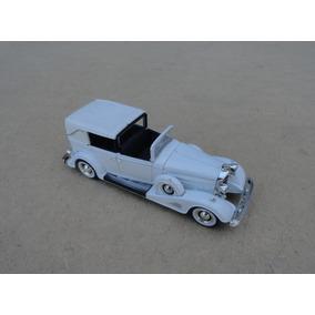 Miniatura Cadillac Town Car 1933 Branco