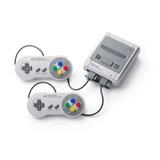 Mini Snes Super Nintendo Consola Europea Hdmi +starfox 2