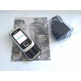 Nokia 6111 Original Carregador E Bateria Anatel + Garantia