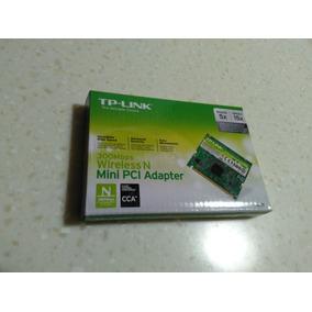 Tarjeta De Red Tp-link, Mini Pci Adapter 300 Mps/2.40 Ghz