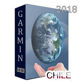 Mapa Gps Garmin Chile Jun-2018