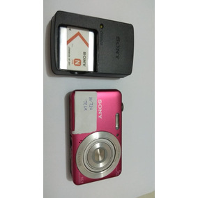 Câmera Digital Sony Dsc-w710 16.1 Mp Rosa Ver Anuncio