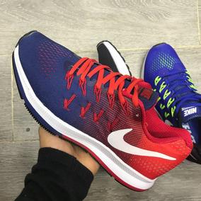 692a7a7eb72d7 Nike Pegasus 33 Rojo - Tenis en Mercado Libre Colombia