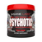 Pre Treino Psychotic Por Insane Labz 35 Doses