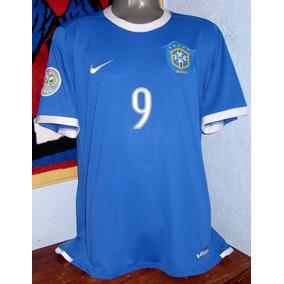 Brasil Nike Visita Mundial 2006 Ronaldo Nazario Joya Hermosa 67c44b5a3e73c