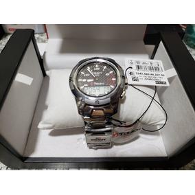 Reloj Tissot T Touch Ii Titanio