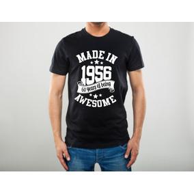 f54491bf7 Camisas Personalizadas Cumpleaños - Ropa y Accesorios en Mercado ...