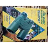 Binocular Alpen 10x42 Tecnologia Alemana, Nuevo