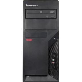 Lenovo Dual Core Sin Monitor Ddr2 775 4 Gb Ram 160 Gb Hdd