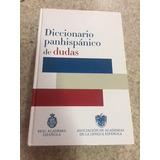 Diccionario Panhispanico De Dudas Rae - Tapa Dura