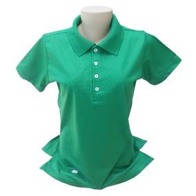 50 Camisas Polo Feminina Piquet 100% Poliéster Para Estampar 0f5728fdae